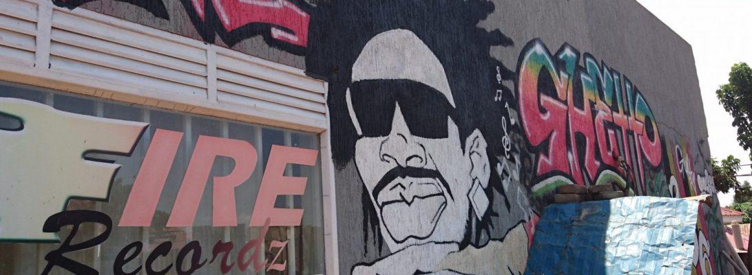 Bobi Wine - Ghetto - Fire recordz - Uganda